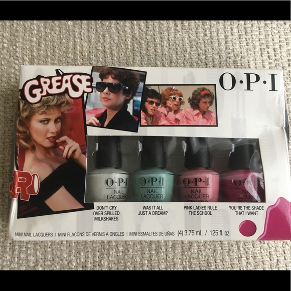 OPI Other | X Grease Collection | Poshmark